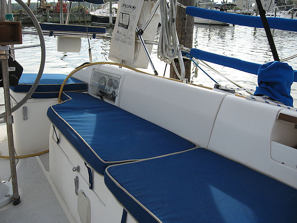 HD wallpapers interior cushions for catalina 28